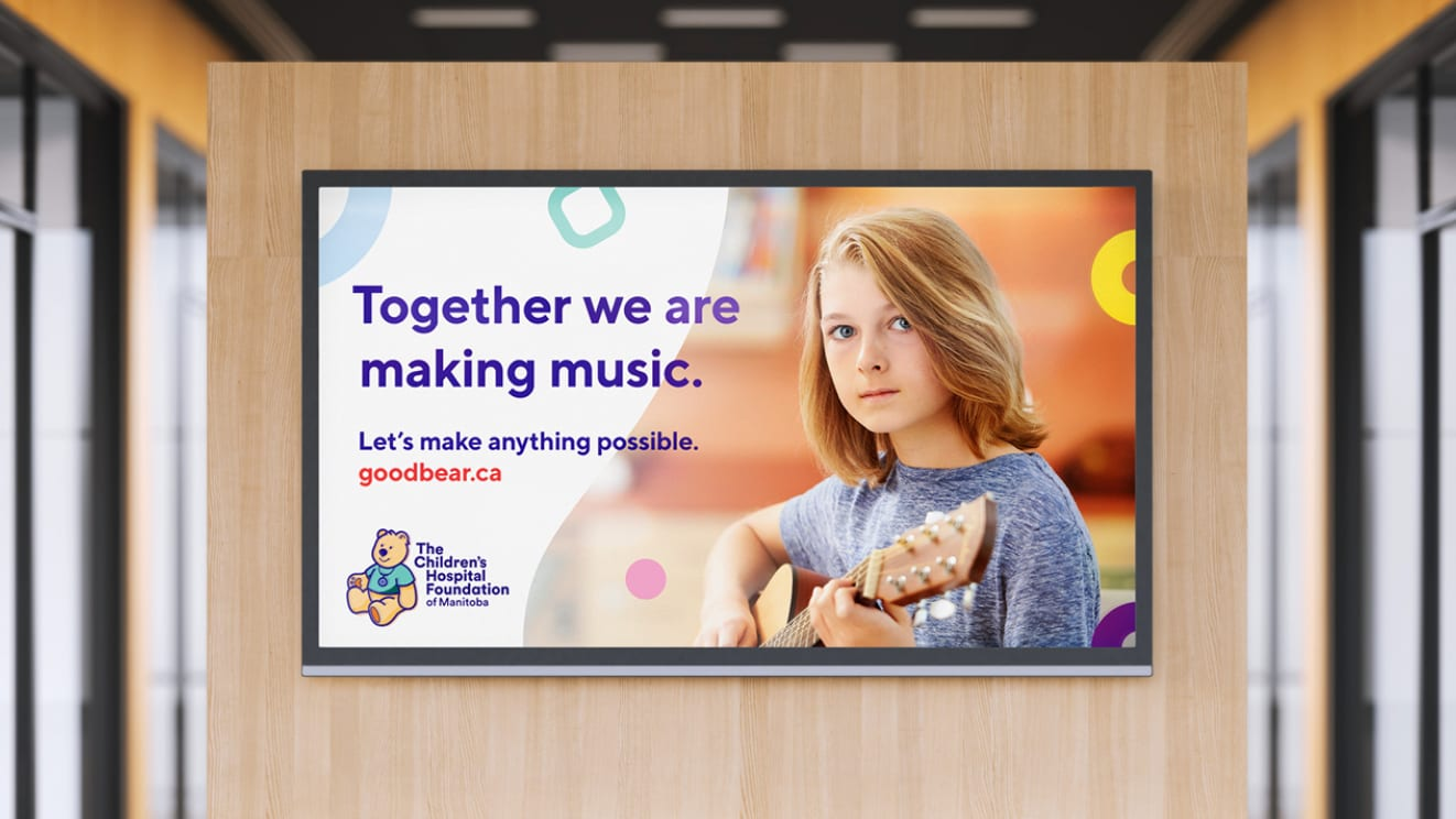 Children's Hospital Brand Expression